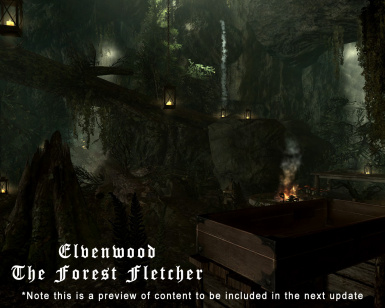 The Forest Fletcher - v3 preview