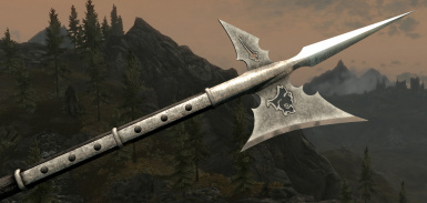stormcloak halberd for 1k