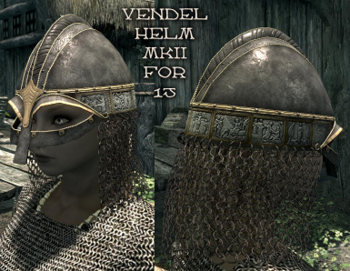 Vendel Helm style 2 for 1j