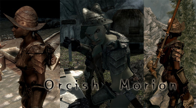 Orcish Morion