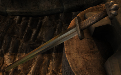 Svartingr viking sword update
