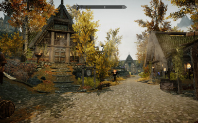 Beautiful Whiterun
