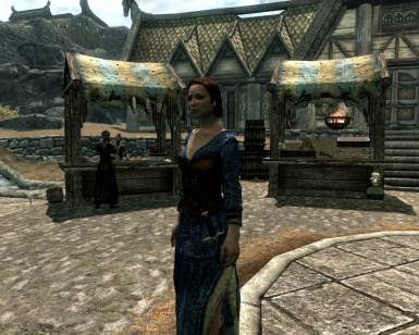 Women of Whiterun - Ysolda