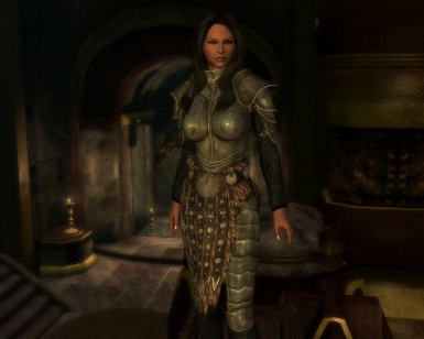 Steel Plate Armor --Nord plate--