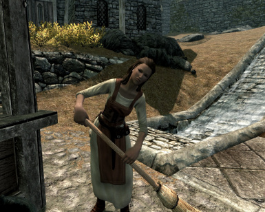 Women of Whiterun - Carlotta