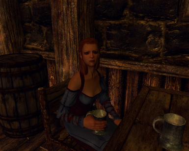 Women of Riften - Svana
