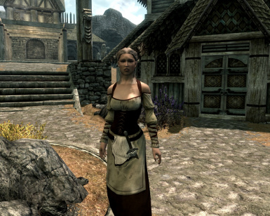 Women of Whiterun - Olfina