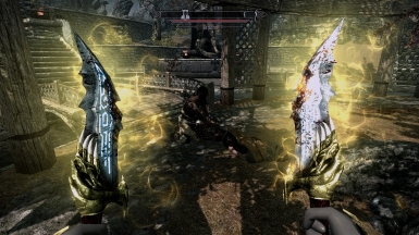 God Of War Blades Of Chaos And Athena At Skyrim Nexus