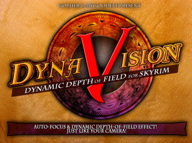 DYNAVISION - Dynamic Depth of Field