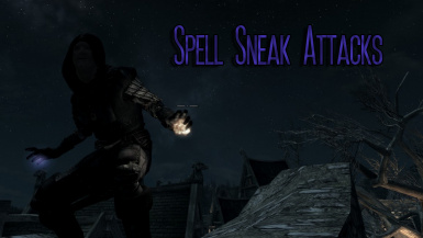 Spell Sneak Attacks 2