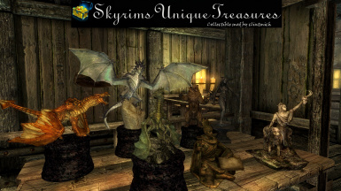 Skyrims Unique Treasures