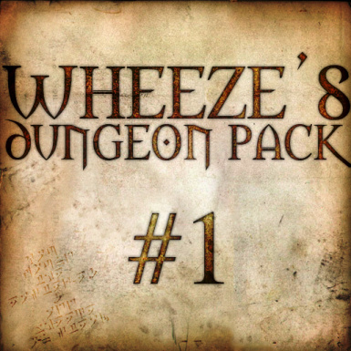 Wheezes Dungeon Pack 1