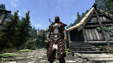 Skyrim scaled armor
