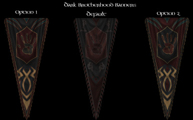 Dark Brotherhood - 3 options