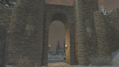 Dawnstar Gates with ETaC
