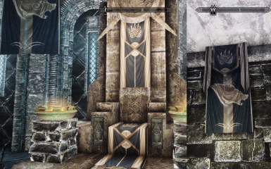 Throne of Windhelm