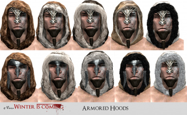 Armored Hoods