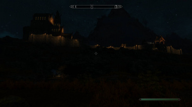CLARALUX and UWRL - Whiterun Exterior