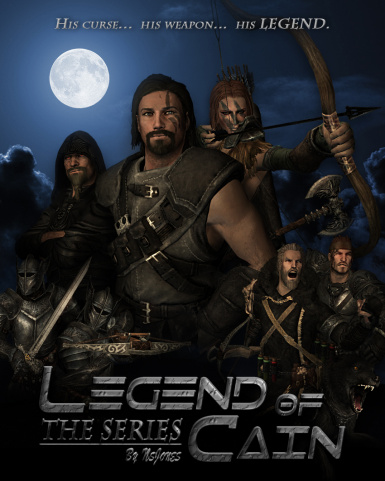 Legend of Cain series poster