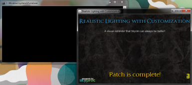 realistic lighting patcher launcher at skyrim nexus mods and community