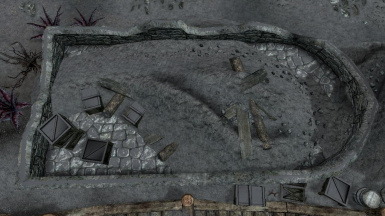 Solstheim Dust and Rubble