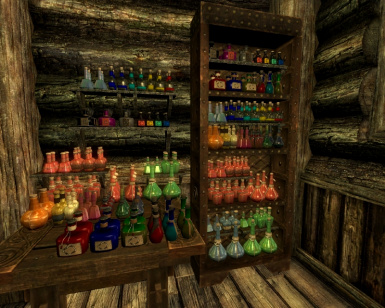 PotionShelf Resource
