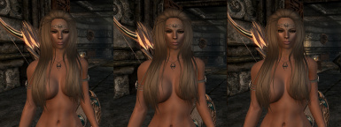 Dragon Jewelry for CBBE - Optional patch