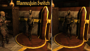 Mannequin Switch