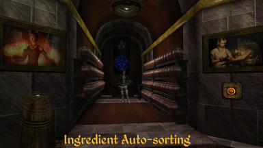 Ingredient Auto Sorting