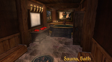 Sauna and Bath