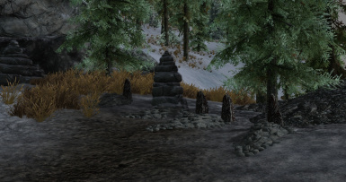 Morthal Cairns