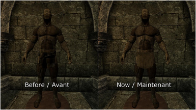 Fixed Mannequins - Mesh