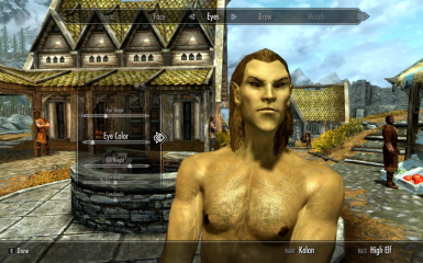 OmEyes - All Elven Eyes for All Elven Races at Skyrim Nexus