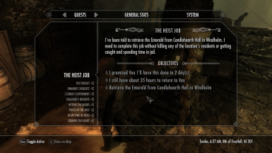 Localized Thieves Guild Jobs at Skyrim Nexus - mods and