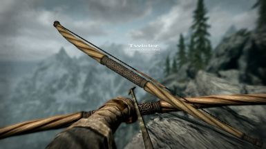 Twister - Ancient Orcish Bow