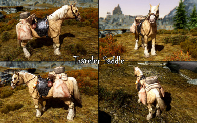 Traveler Saddle