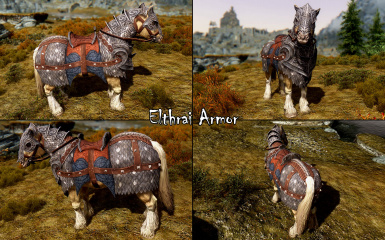 Convenient Horses at Skyrim Nexus - mods and community