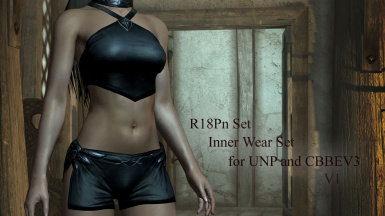 R18Pn Set - Inner Wear Set for UNP and CBBEV3