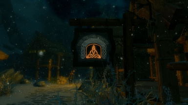 Winterhold - The Frozen Hearth