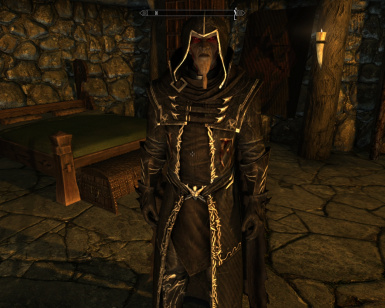 Necromancer Armor Set At Skyrim Nexus Mods And Community