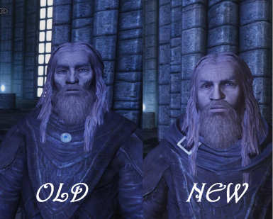 Gandalf Old VS New