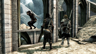 Much Ado about Snow Elves - A Tragedy - Act I at Skyrim