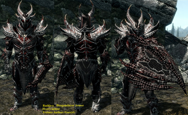 Deadly Dragons Armory at Skyrim Nexus - mods and community