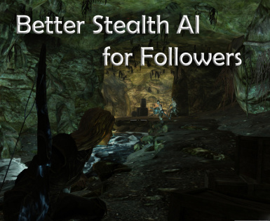 Better Stealth AI for Followers - No Torch while Sneaking
