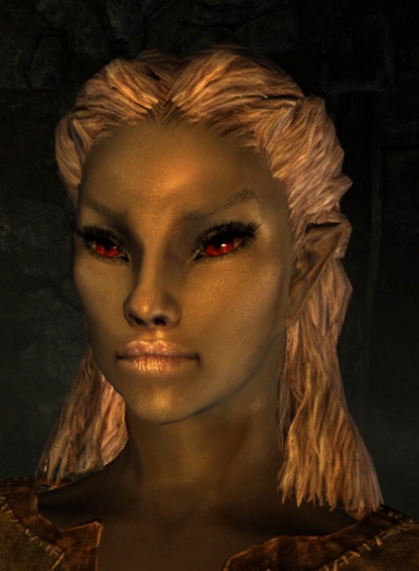 Myra the Dark Elf