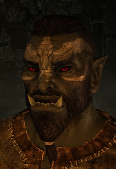 Brohl the Orc