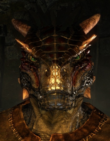 Jagata the Argonian