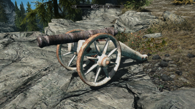 Cannon textured