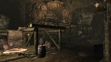 how to get to redbelly mine in skyrim