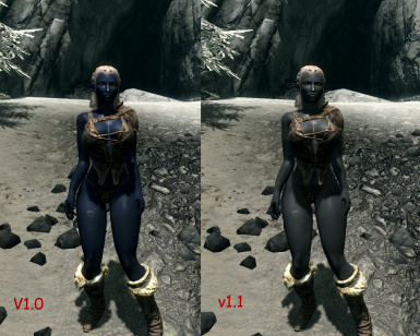v 1_0 to 1_1 comparison with vanilla lightning